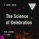 The Science of Celebration background of fireworks